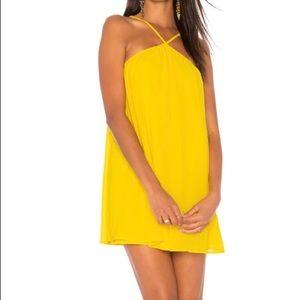 Show Me Your Mumu Lexington Mini Dress Chiffon XS